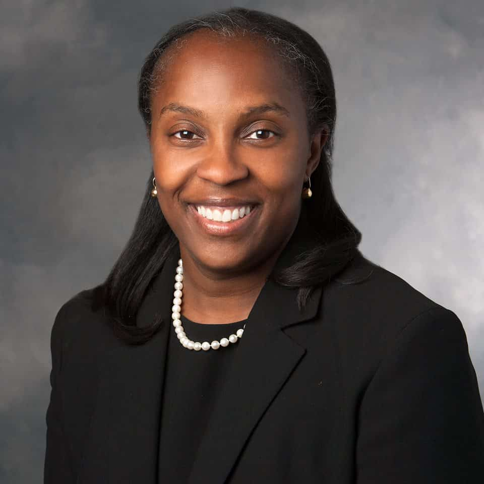African american female neurosurgeon