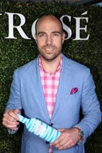 Blake Helppie, managing partner at Rosé Piscine